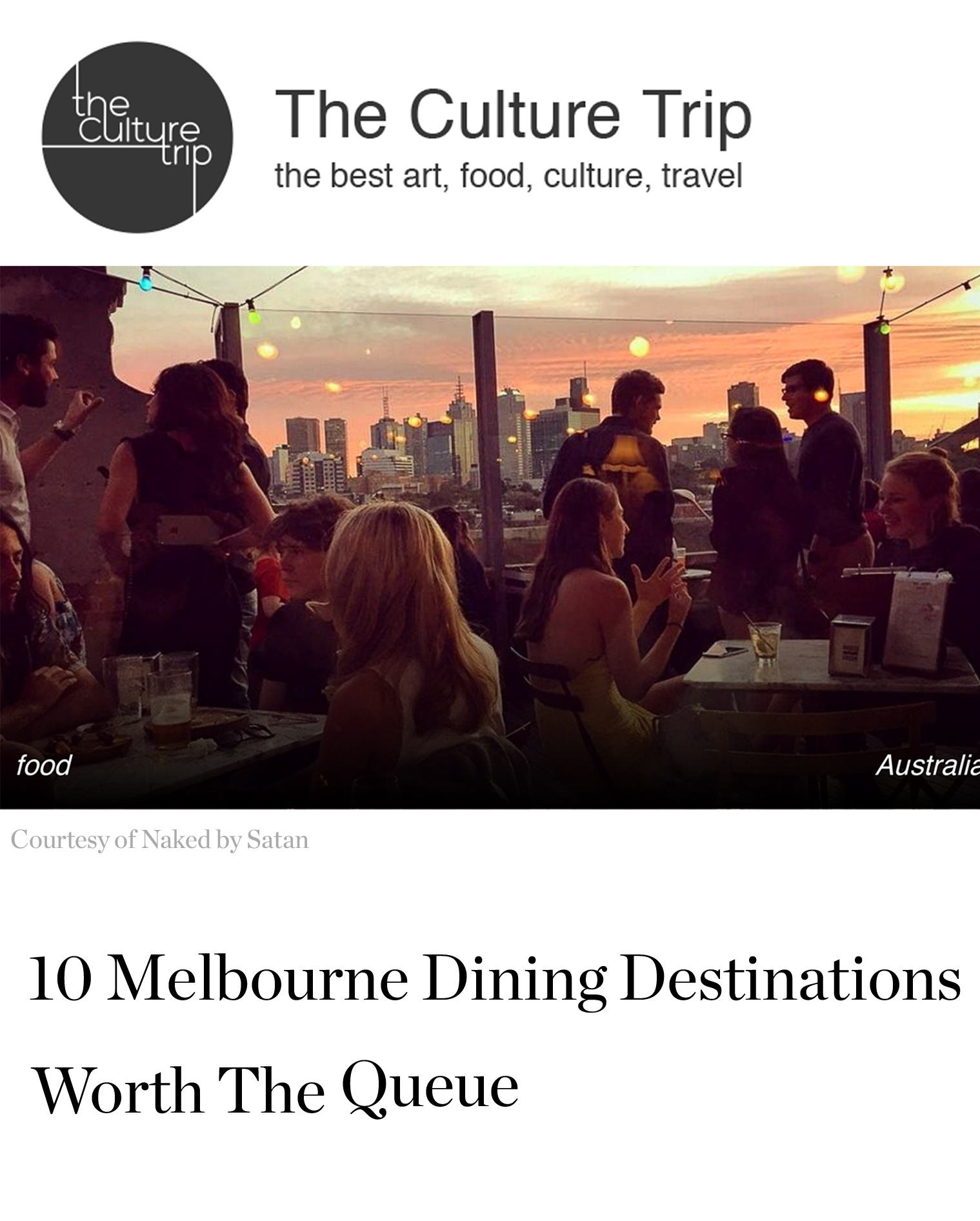 10 Melbourne Dining Destinations Worth The Queue-1THUMBNAIL